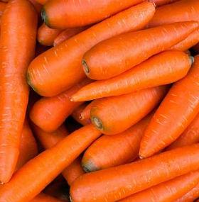 *Local Carrots
