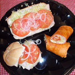 Subs, Wraps and Sandwiches