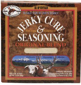 Jerky Cure & Seasoning