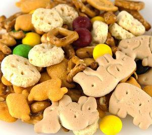 Kiddesnax Snack Mix