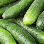 * Local Cucumbers