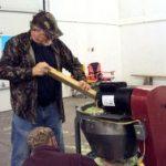 Grinding the Sauerkraut